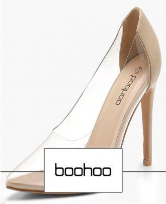 BOOHOO buty damskie